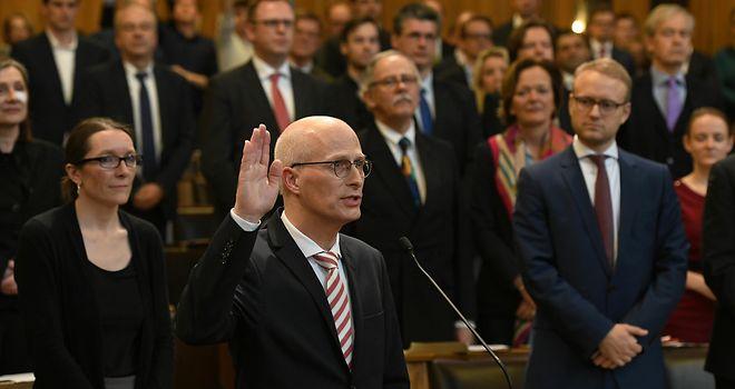 Erster Bürgermeister Peter Tschentscher